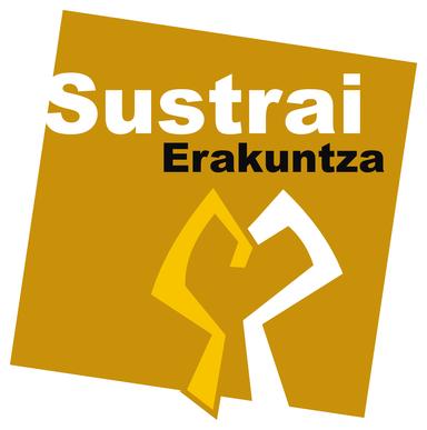 Logo de la Fundación Sustrai Erakuntza