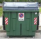 Zaborren kontenedorea